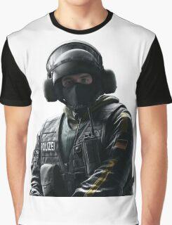 Rainbow Six Siege *Bandit* Graphic T-Shirt