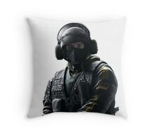 Rainbow Six Siege *Bandit* Throw Pillow