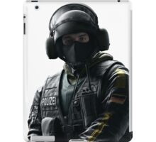 Rainbow Six Siege *Bandit* iPad Case/Skin
