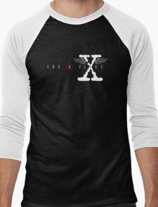 The X Flies Men's Baseball ¾ T-Shirt