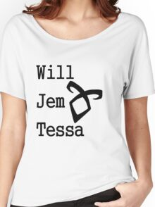 Infernal Devices Characters Women's Relaxed Fit T-Shirt