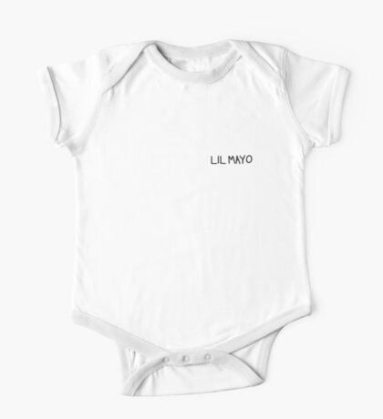 Lil Mayo One Piece - Short Sleeve