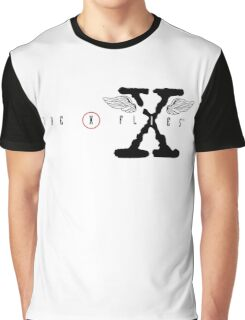 The X Flies Graphic T-Shirt