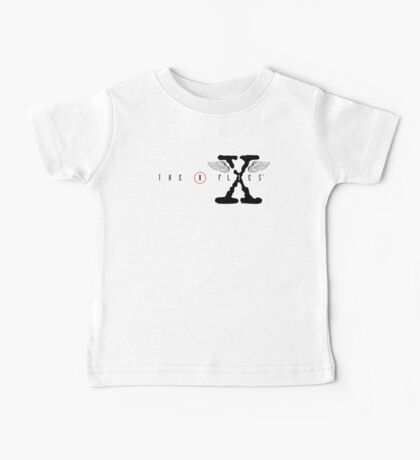The X Flies Baby Tee