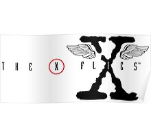The X Flies Poster