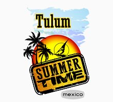 Tulum, Mexico Women's Fitted Scoop T-Shirt