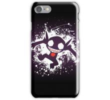 Sableye Splatter iPhone Case/Skin