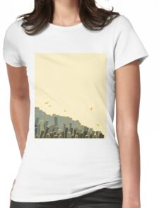 Finn's Stepping Stones Womens Fitted T-Shirt
