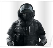 Rainbow Six Siege *Blitz* Poster