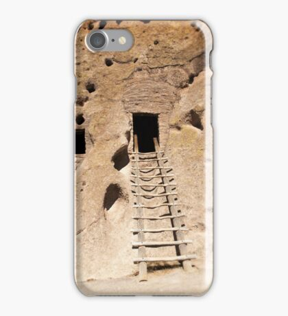 Bandelier National Monument iPhone Case/Skin