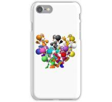 Yoshi Fever iPhone Case/Skin