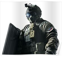 Rainbow Six Siege *Fuze* Poster