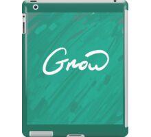 Growth and Greenery iPad Case/Skin