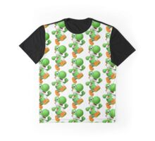 Spotted Yoshi Graphic T-Shirt