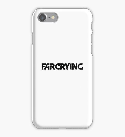 Farcrying iPhone Case/Skin