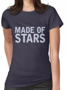 Hovi Star - Made of Stars Womens Fitted T-Shirt