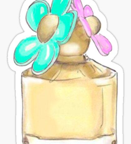Daisy {Gold}  Sticker