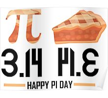 Happy Pi Day Poster