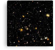 DEEP SPACE Canvas Print
