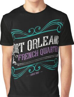Port Orleans French Quarter Graphic T-Shirt