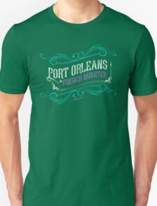 Port Orleans French Quarter Unisex T-Shirt