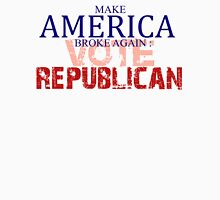 Make America broke again: Vote Republican Women's Tank Top