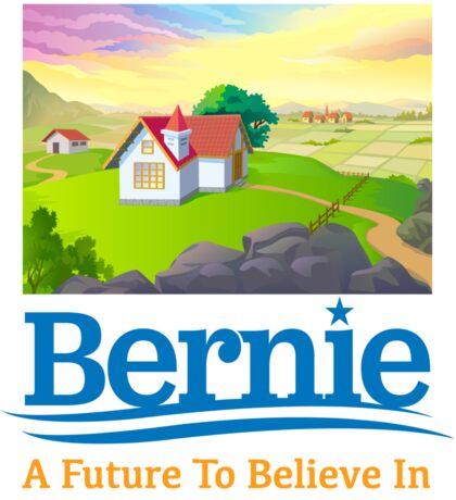 Bernie - A Future To Believe In (Home) Sticker