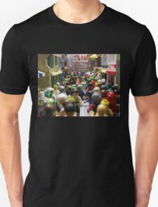 Welcome to Lacunar Urbs A Unisex T-Shirt