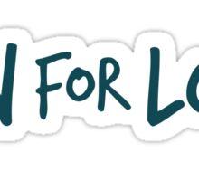 Fun For Louis - DARK BLUE  Sticker
