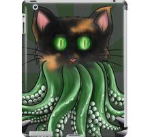 Creepy Cathulu iPad Case/Skin