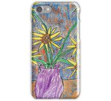 Van Gogh Inspired Flowers iPhone Case/Skin