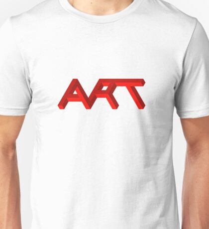 Isomeric Art Unisex T-Shirt