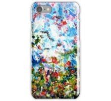 ENCHANTING SPRING - ABSTRACT iPhone Case/Skin
