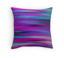 Tranquility ABSTRACT Throw Pillow