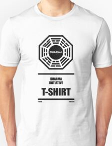 Dharma Initiative Products Unisex T-Shirt