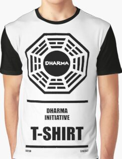 Dharma Initiative Products Graphic T-Shirt