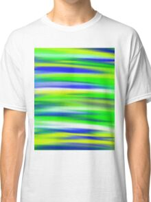 Zesty Sky Abstract Classic T-Shirt