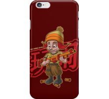 A Boy Named Jayne iPhone Case/Skin