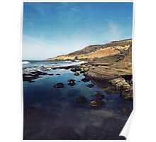 Point Loma pools  Poster