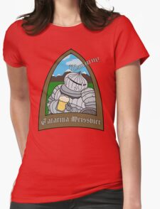Beer Souls - Catarina Weissbier Womens Fitted T-Shirt