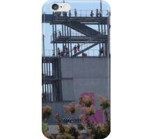 Whitney Museum at the High Line, Renzo Piano, Architect, New York City iPhone Case/Skin