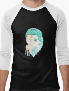 Girl with the Crescent Earring T-Shirt