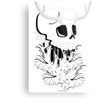 Spirit Sadness  Metal Print