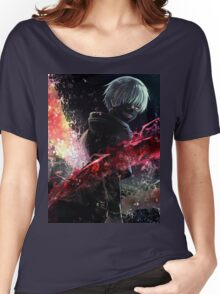 Tokyo ghoul Awesome  Women's Relaxed Fit T-Shirt