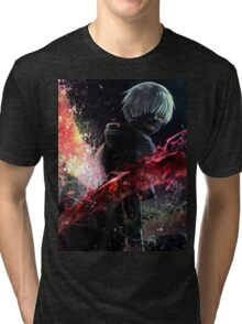 Tokyo ghoul Awesome  Tri-blend T-Shirt