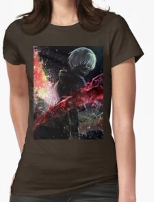 Tokyo ghoul Awesome  Womens Fitted T-Shirt