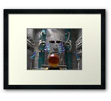 The Omni-Star AI Framed Print