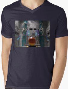 The Omni-Star AI Mens V-Neck T-Shirt