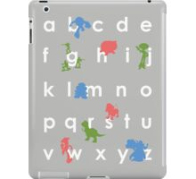 Toy Story ABCs iPad Case/Skin