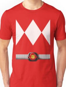 Mighty Morphin Pokémon Rangers - Red Tyrantrum - Morpher Unisex T-Shirt